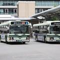 Photos: 京都市営バス 878号車・877号車