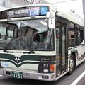 京都市営バス 1151号車