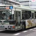 京都市営バス 2018号車