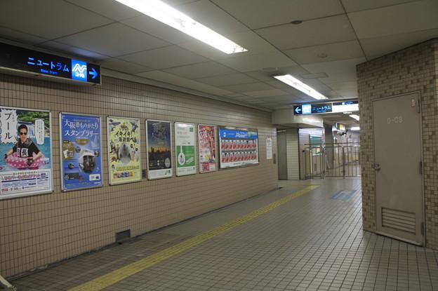 住之江公園駅 構内 コンコース