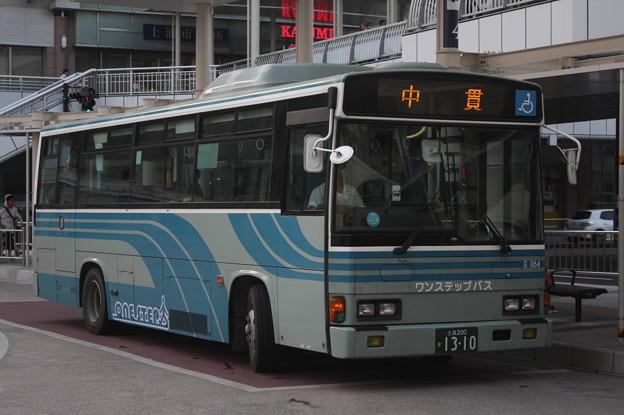関鉄グリーンバス G064