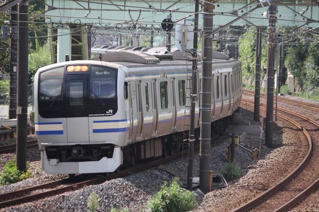 横須賀線 E217系Y-35編成