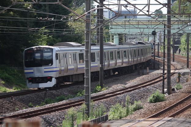 横須賀線 E217系Y-43編成