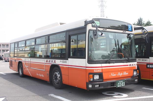 東武バス 5040号車