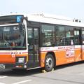 Photos: 東武バス 新型ブルーリボン 5151号車