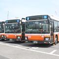 Photos: 東武バス 5144号車・5148号車・5151号車