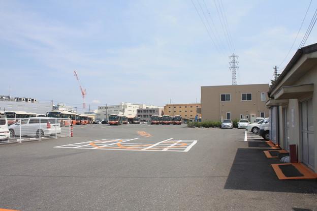 東武バスウエスト大宮営業事務所
