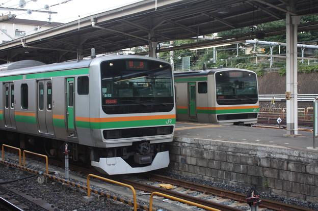 上野東京ライン E231系1000番台S-12編成・S-21編成