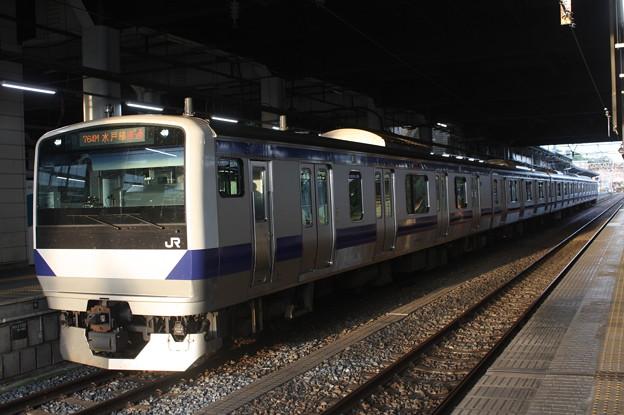 常磐線 E531系3000番台K556編成