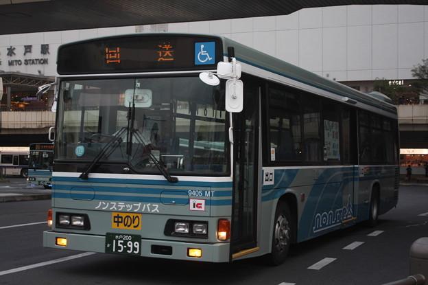 関東鉄道 9405MT