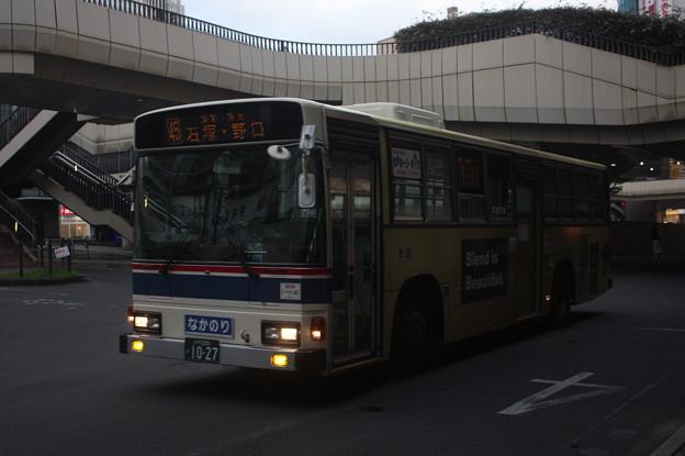 茨城交通 水戸200か1027