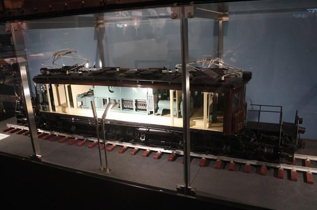 EF52 模型展示