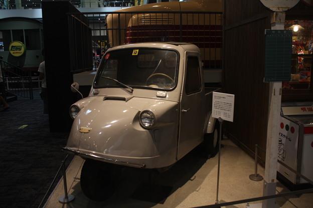 自動車展示