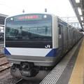 Photos: 常磐線 E531系K408編成 1225M 普通 勝田 行