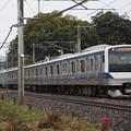 常磐線 E531系K415編成 1147M 普通 水戸 行
