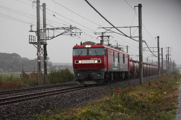 安中貨物 5094レ EH500-26牽引 (4)