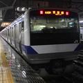 常磐線 E531系K419編成 448M 普通 上野 行