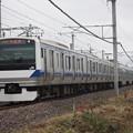 常磐線 E531系K414編成 370M 普通 上野 行