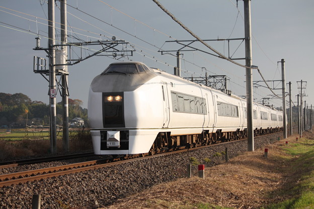 651系K105編成 9424M 快速ぶらり高尾散策号 (4)