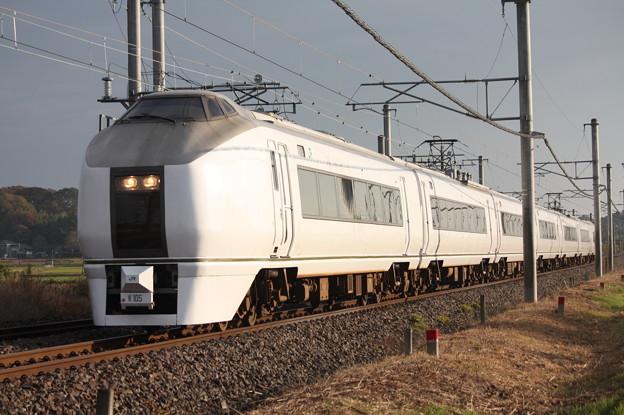 651系K105編成 9424M 快速ぶらり高尾散策号 (5)