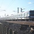 Photos: 直線区間を行くE531系