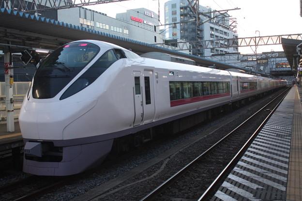 E657系K13編成 20M 特急ひたち20号 品川 行