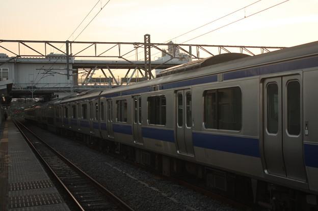 E531系 KY出場 (1)