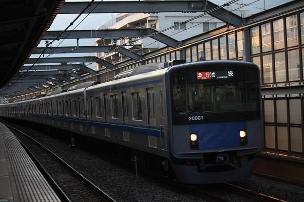 西武池袋線 20000系20001F