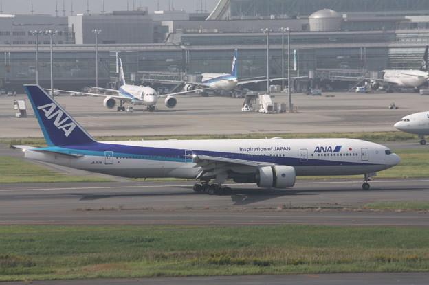 全日空 ANA B777‐200ER JA717A (1)