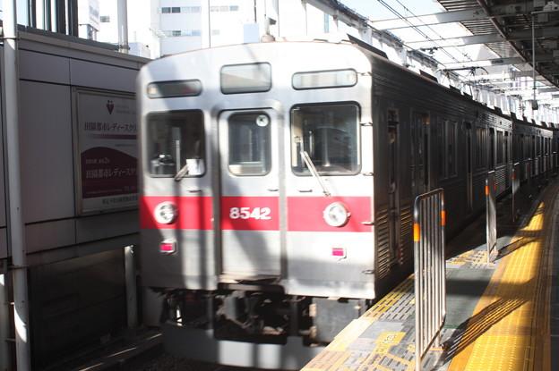 東急田園都市線 8500系8642F