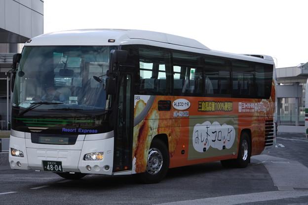 富士急シティバス E4804
