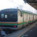 写真: 東海道線 E231系1000番台U35編成