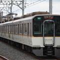 Photos: 阪神本線 9700系9725F 快速急行 神戸三宮 行