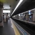 神戸高速線新開地駅ホーム