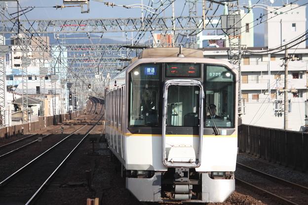 近鉄奈良線 9020系9729F 普通 尼崎 行