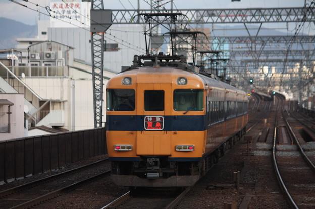 近鉄12400系 サニーカー 特急 賢島 行