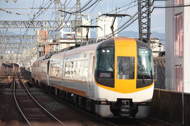 近鉄22000系 ACE 新塗装 特急 大阪難波 行