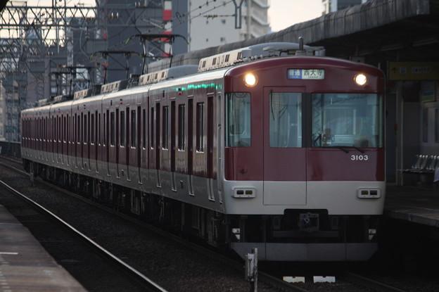 近鉄大阪線 3000系3103F