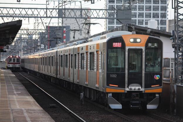 阪神1000系1602F