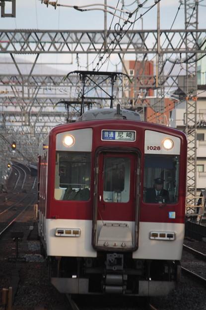近鉄奈良線 1000系14028F
