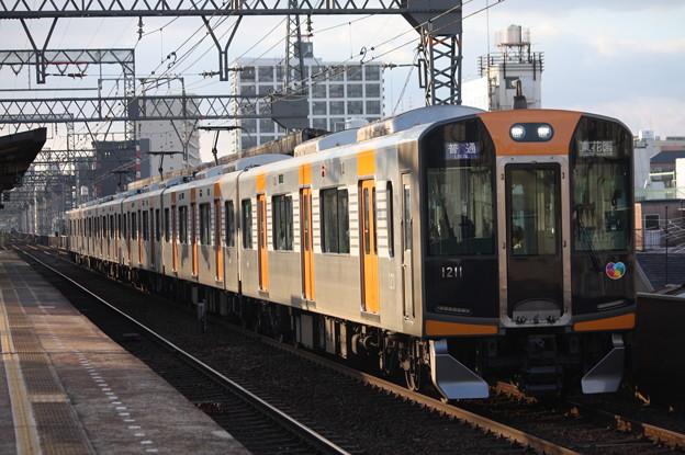 阪神1000系1211F