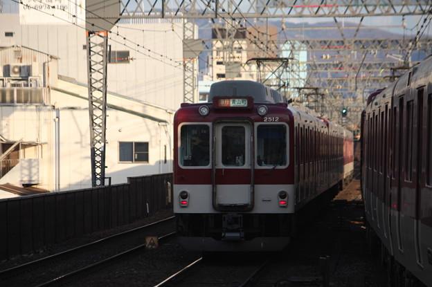 近鉄大阪線 2610系2512F
