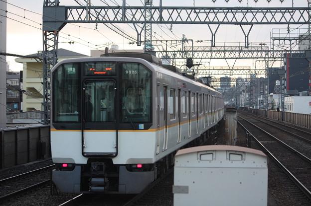 近鉄奈良線 9820系9325F