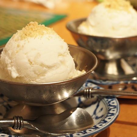 アイスクリーム1(タイ料理)