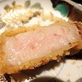 写真: イベリコ豚の脂身って、甘いの。トローリとろけるの!