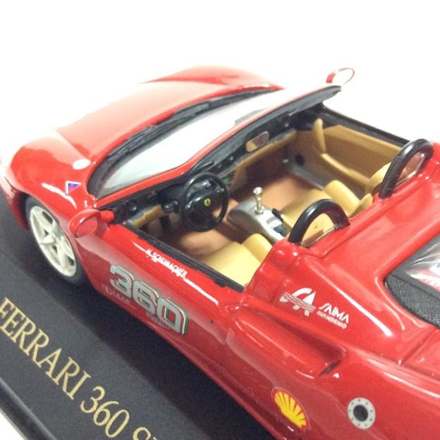 Photos: 1/43 フェラーリ360モデナ 2
