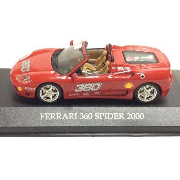 1/43 フェラーリ360モデナ 1
