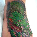 Photos: Dragon龍TATTOO