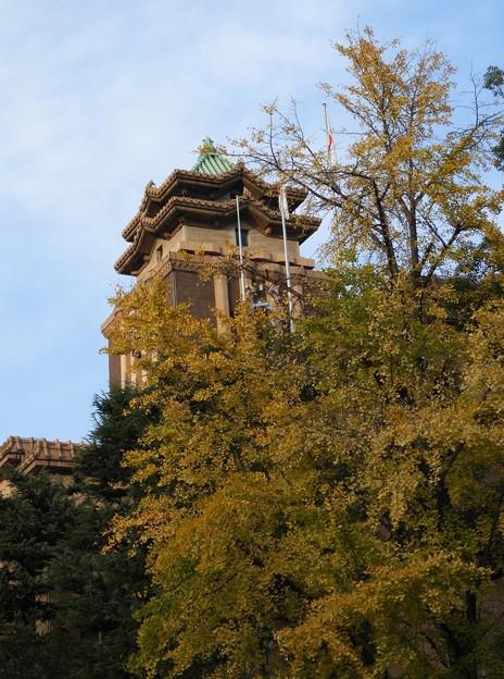 秋色市庁舎~