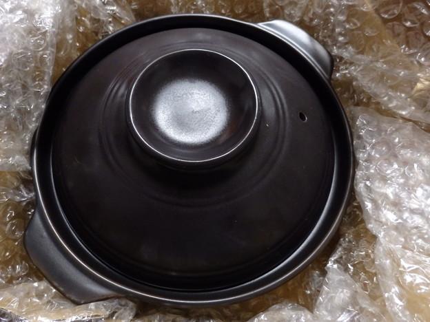土鍋です。一人用